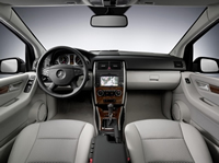 Салон Mercedes-Benz B200 CDI W245 (2008-2011)