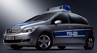 Mercedes-Benz B-класс Police W245 (2005-2008)