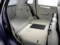 Доп. пространство для багажа в Mercedes-Benz B170 NGT W245 (2008-2011)