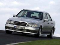 Mercedes W202 C36 AMG