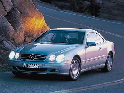 Mercedes-Benz CL500(W215)
