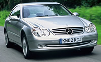 Mercedes-Benz CLK 240 W209 (2002–2005)
