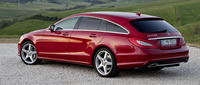Mercedes-Benz CLS500 Shooting Brake (2012)