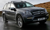 Mercedes-Benz GL 350 X164 (2009–2012)