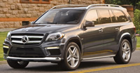 Mercedes-Benz GL 550 X166 (2012)