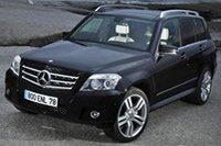 Mercedes GLK320 CDI X204 (2008-2012)