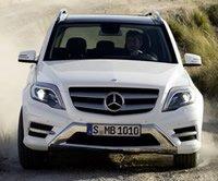 Mercedes GLK350 BlueEfficiency X204 (2012)