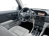Салон Mercedes GLK350 X204 (2008-2012)
