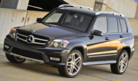 Mercedes GLK350 AMG Styling Package X204 (2008-2012)