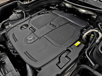 Двигатель Mercedes GLK350 X204 (2012)