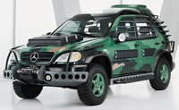 Mercedes-Benz ML320 Jurassic Park (1997)