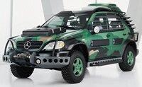 Mercedes-Benz ML320 Jurassic Park (1997)