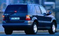 Mercedes-Benz ML230 W163 (1997–2001)