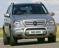 Mercedes-Benz ML350 W163 (2001-2005)