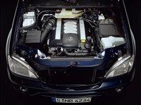 Двигатель Mercedes-Benz ML55 AMG W163 (2001-2005)