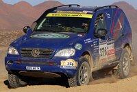 Mercedes-Benz ML430 Lisboa-Dakar W163 (2007)