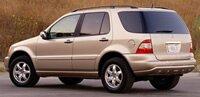 Mercedes-Benz ML500 W163 (2001–2005)
