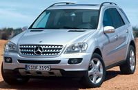 Mercedes-Benz ML350 W164 (2005–2008)