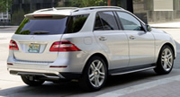 Mercedes-Benz ML350 BlueEfficiency W166 (2011–н.в.)
