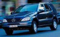 Mercedes-Benz ML 230 W166 (1997–2001)