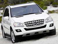 Mercedes-Benz ML55 AMG W166 (2000–2003)