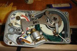 Ремонт электронной педали газа