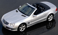 Mercedes-Benz SL500 R230 (2001–2005)
