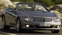 Mercedes-Benz SL500 R230 (2005–2008)