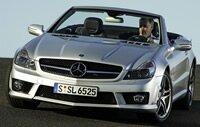 Mercedes-Benz SL565 AMG R230 (2008–2011)
