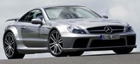 Mercedes-Benz  SL65 AMG Black Series  R230 (2008)