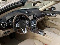 Интерьер Mercedes-Benz SL500 R231