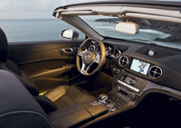 Интерьер Mercedes-Benz SL63 AMG R231