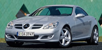 Mercedes-Benz SLK200 Kompressor R171 (2004–2007)