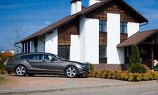 CLS-Class Shooting Brake