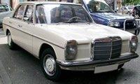 Седан Mercedes W114/W115