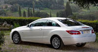 E 350 CGI BlueEfficiency